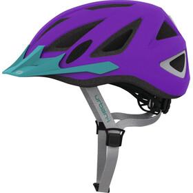 ABUS Urban-I 2.0 - Casque de vélo Femme - violet